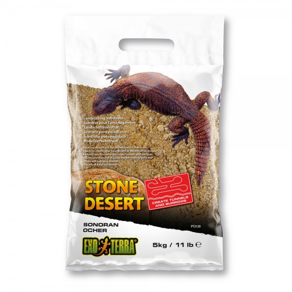 Exo Terra Stone Desert Sonoran Ocher