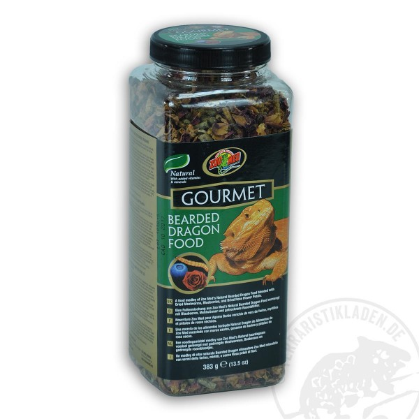 Gourmet Bearded Dragon Food