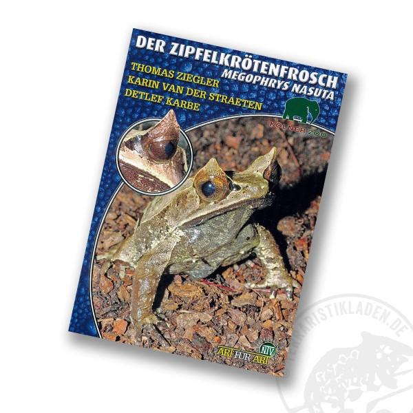 Art für Art Der Zipfelkrötenfrosch