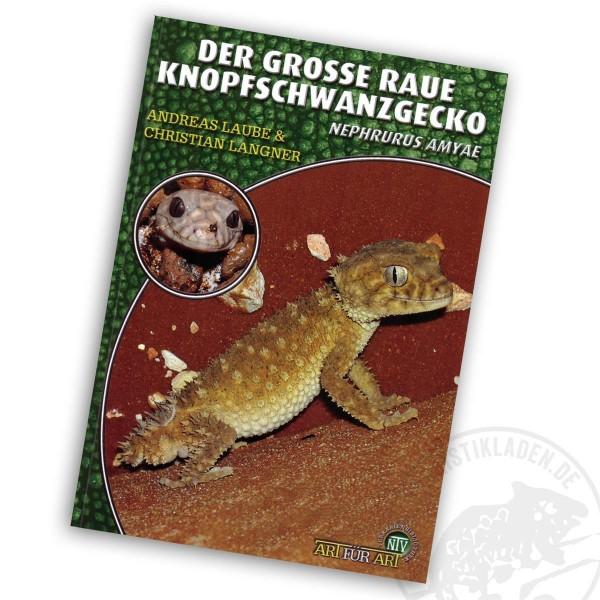 Art für Art Der große raue Knopfschwanzgecko