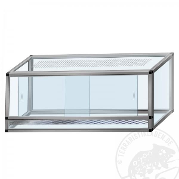 Terrarium-Bau Set - Aluminium-Terrarium