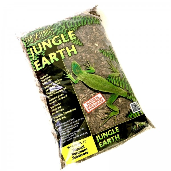 Exo Terra Jungle Earth NEU verbessert!