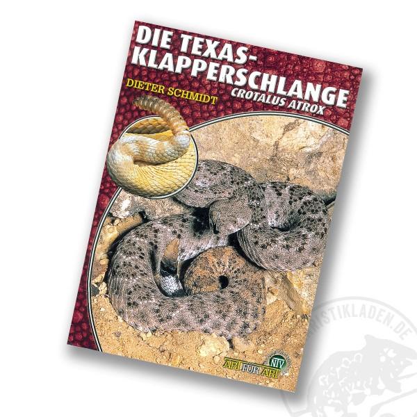 Die Texas Klapperschlange Art für Art NTV Verlag