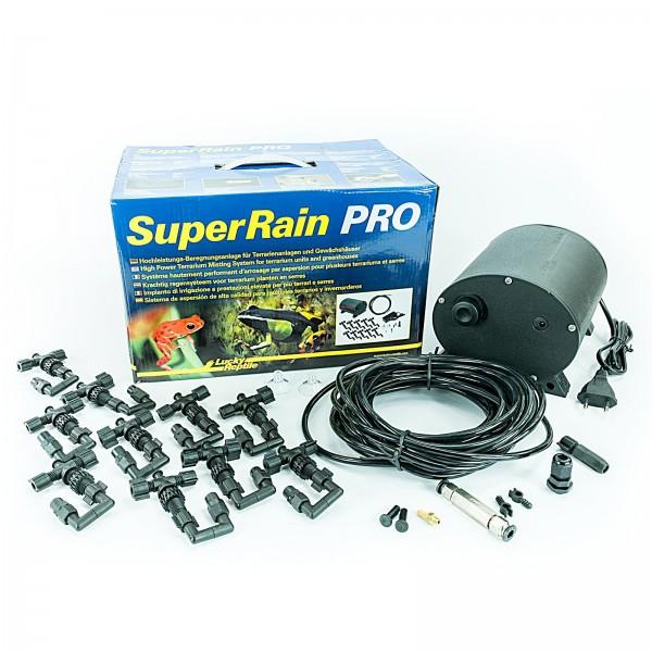 SuperRain Pro Beregnungsanlage