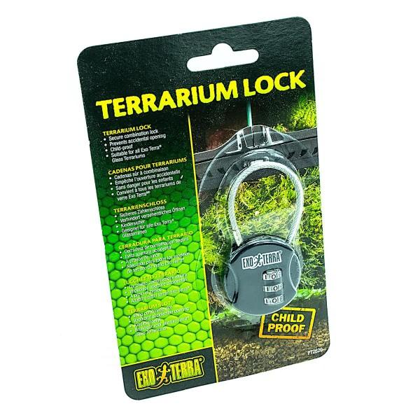 Terrarium Lock