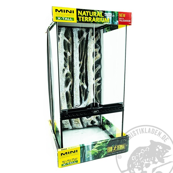 ExoTerra Natural Paludarium Mini X-Tall