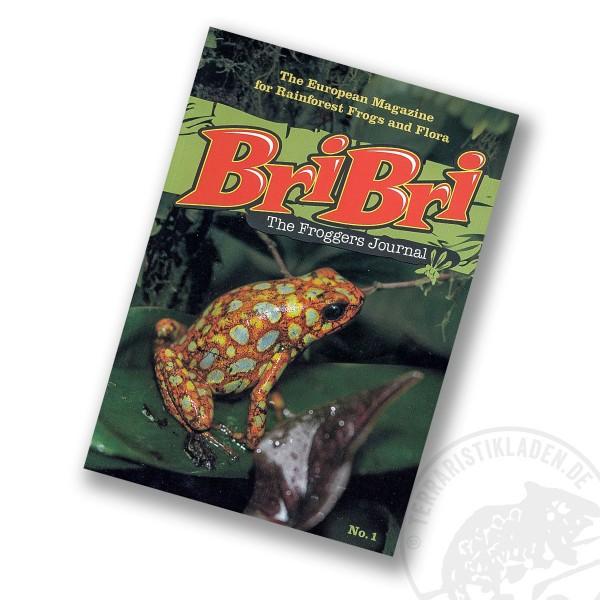 BriBri The European Magazine for Rainforest Frogs and Flora