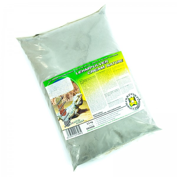 Cream Nature Lehmpulver