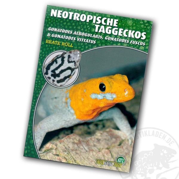Art für Art - Neotropische Taggeckos Gonatodes