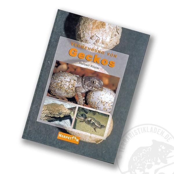 Vermehrung von Geckos - Herpeton Verlag