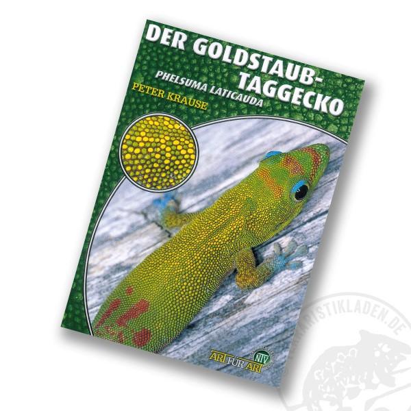 Art für Art - Der Goldstaubtaggecko (Phelsuma laticauda)