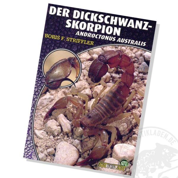 Art für Art Der Dickschwanzskorpion