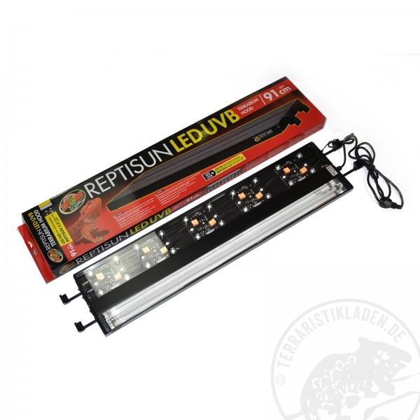 ReptiSun LED UVB Terrarium Hood inkl. T5 Leuchtstoffröhre