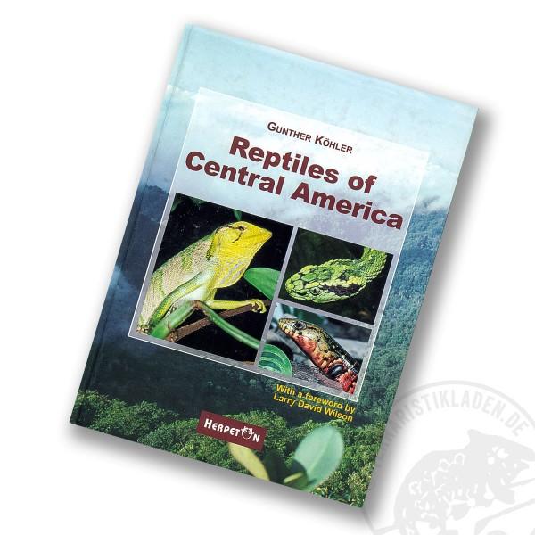 Reptiles of Central America