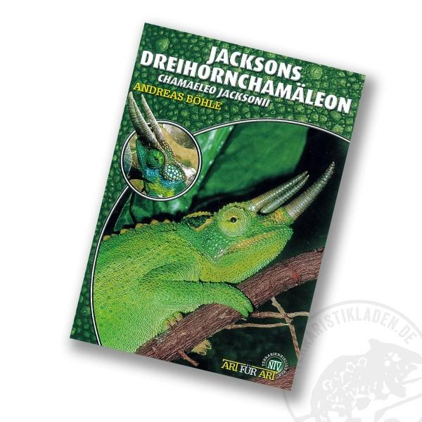 Art für Art - Jacksons Dreihornchamäleon (Chamaeleo jacksonii) - Natur und Tier Verlag