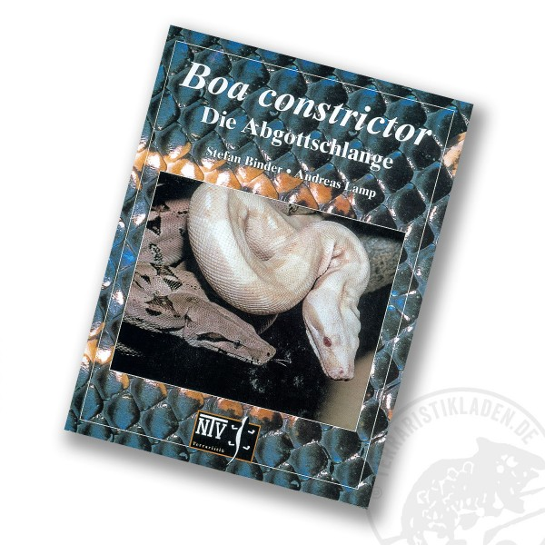 Boa constrictor Die Abgottschlange