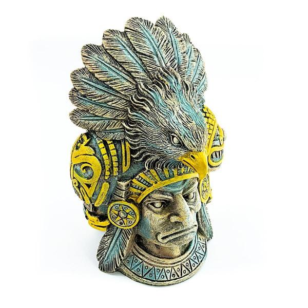 Aztec Warrior Terrariendekoration