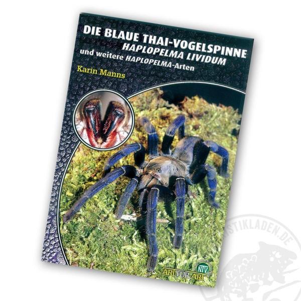 Art für Art Die Blaue Thai - Vogelspinne