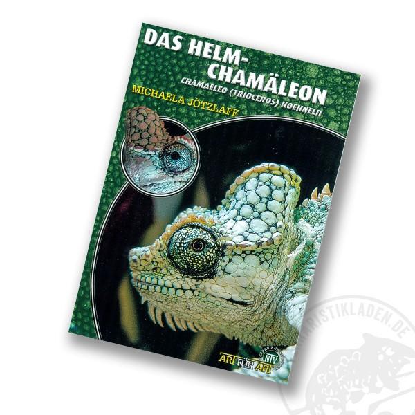 Art für Art - Das Helm-Chamäleon (Chamaeleo Trioceros Hoehnelii)